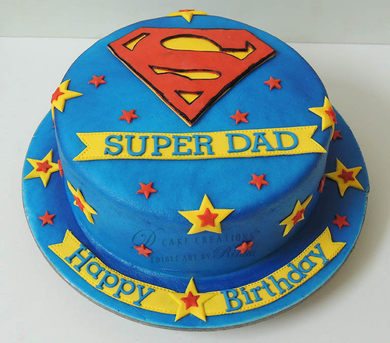 Dad Birthday Cakes