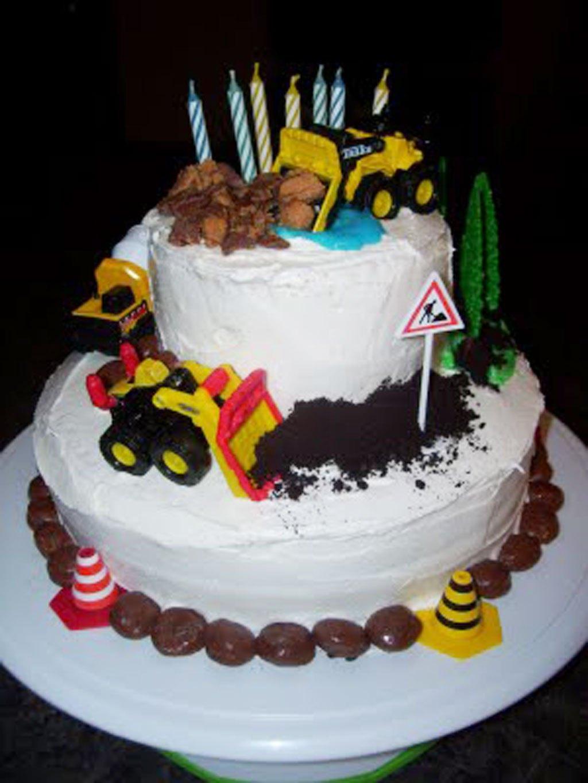 Large Birthday Cakes