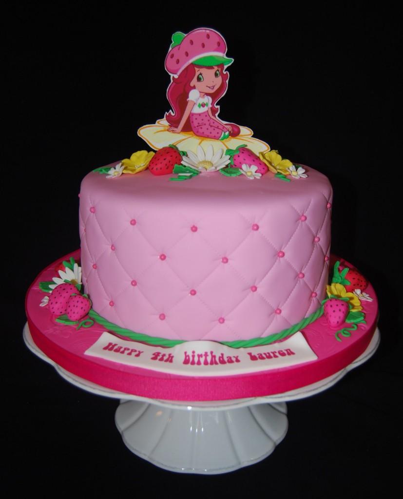 Fourth Birthday Cakes