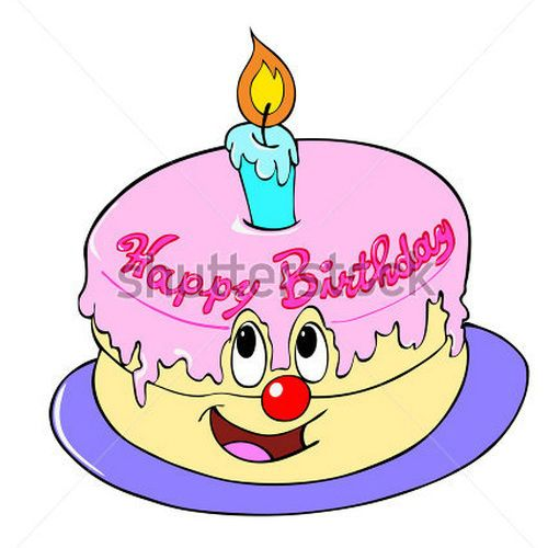 Moving Birthday Cakes