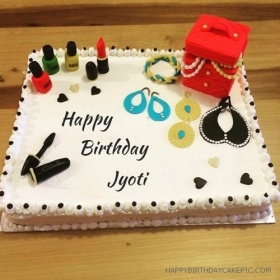 Jyoti Birthday Cakes
