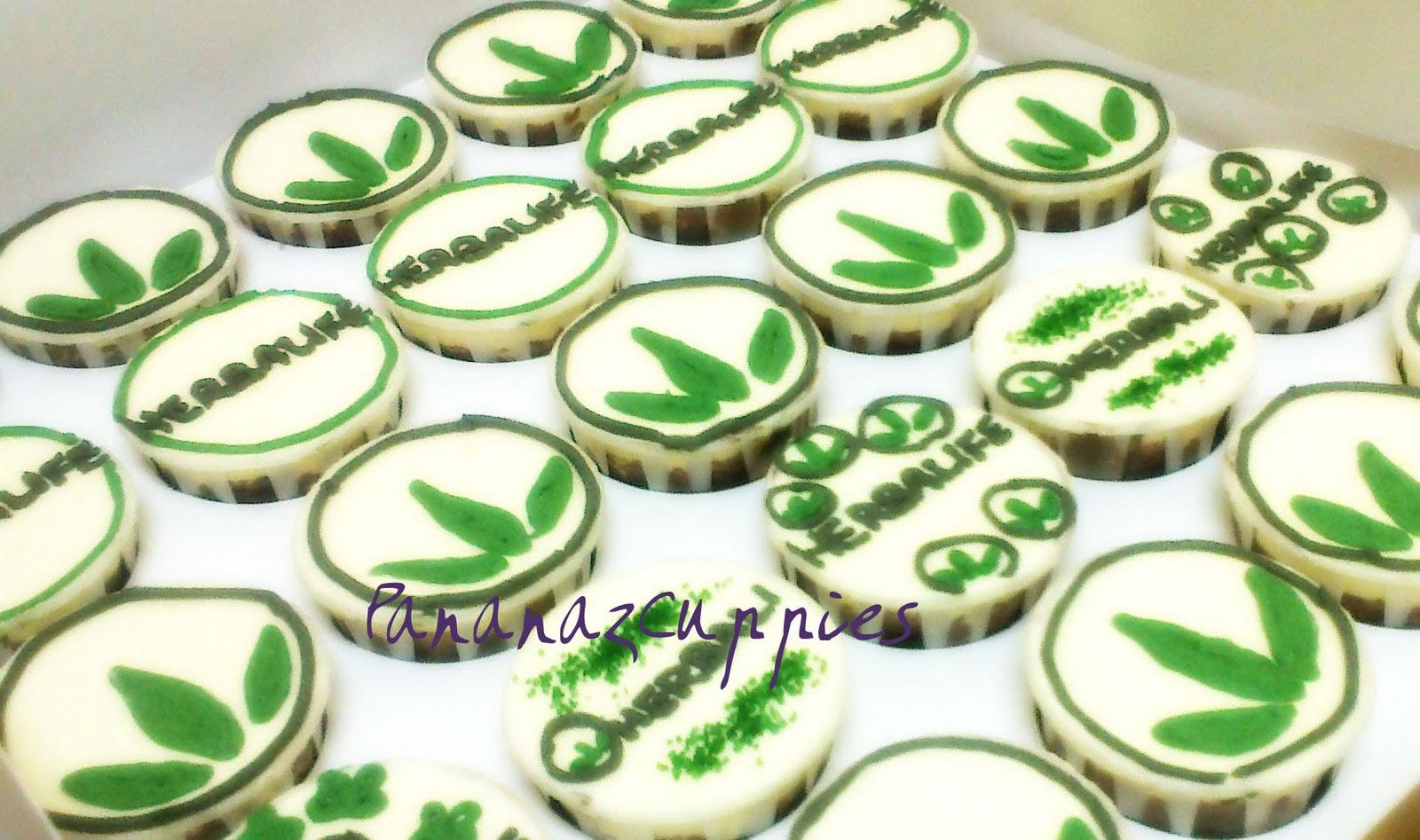 Herbalife Birthday Cakes
