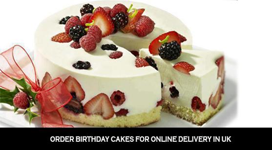 Ordering Birthday Cakes