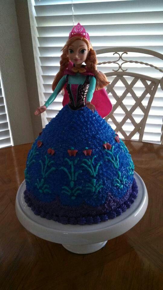 Anna Birthday Cakes