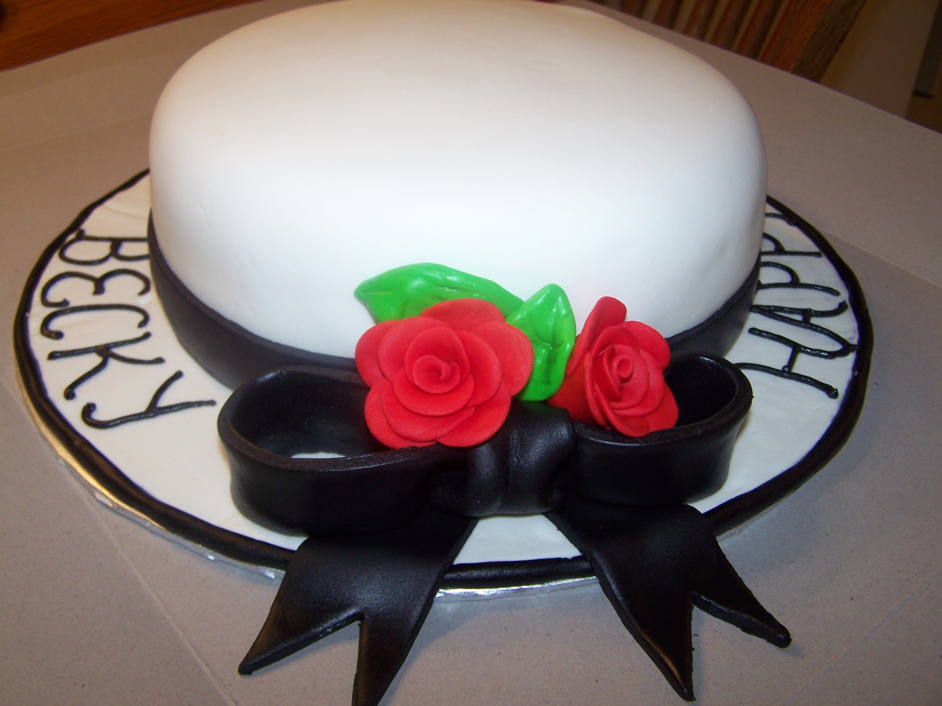 fae4614f01f Hat Birthday Cakes