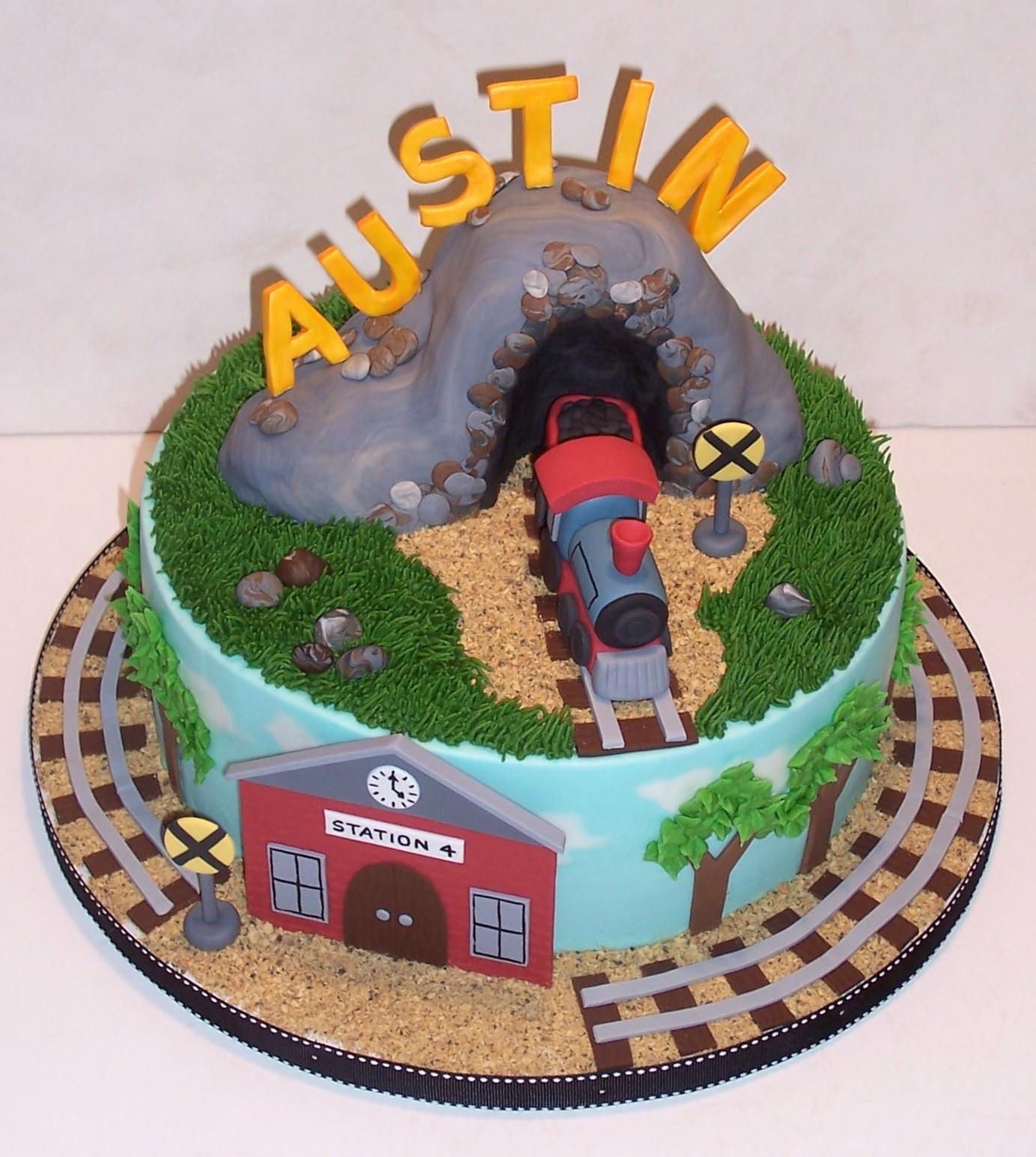 Austin Birthday Cakes