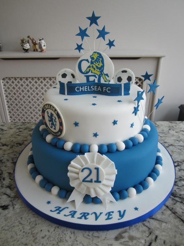 Chelsea Birthday Cakes