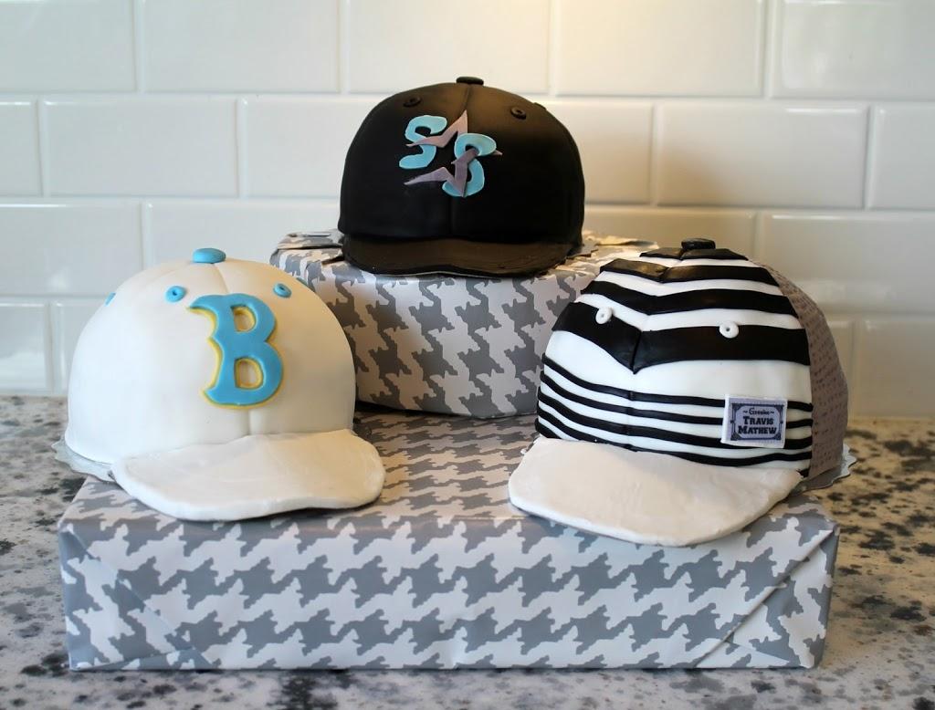 Hat Birthday Cakes