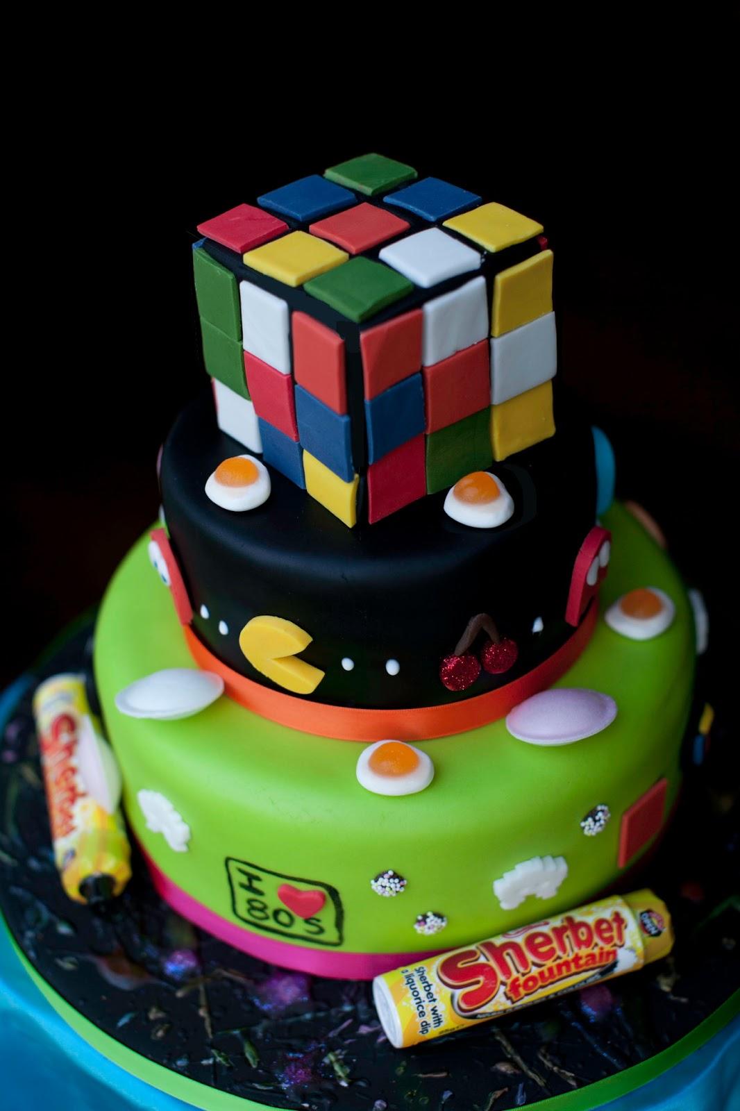 1980S Birthday Cakes