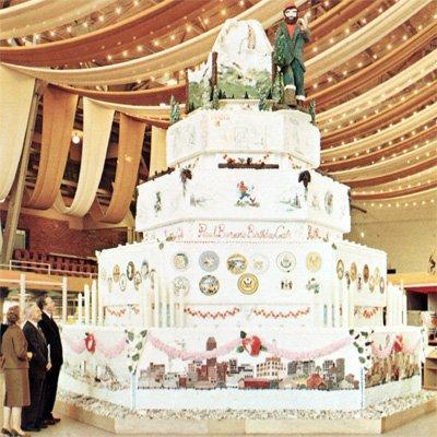 Biggest Birthday Cakes