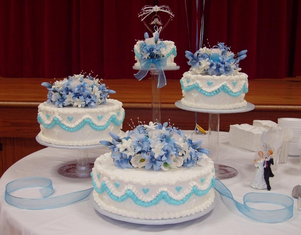 Artificial Wedding Cakes
