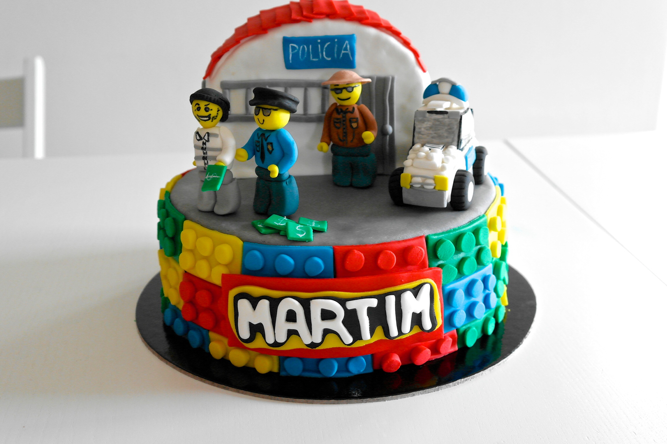 Playmobil Birthday Cakes