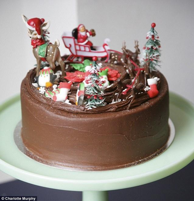 Bbaa175d2c3a8ebbbbcb95b3b4dc298c Jpeg. Bbaa175d2c3a8ebbbbcb95b3b4dc298c Jpeg. Chocolate Christmas Cakes ...