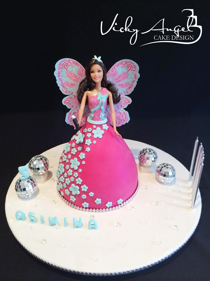 Angel Birthday Cakes