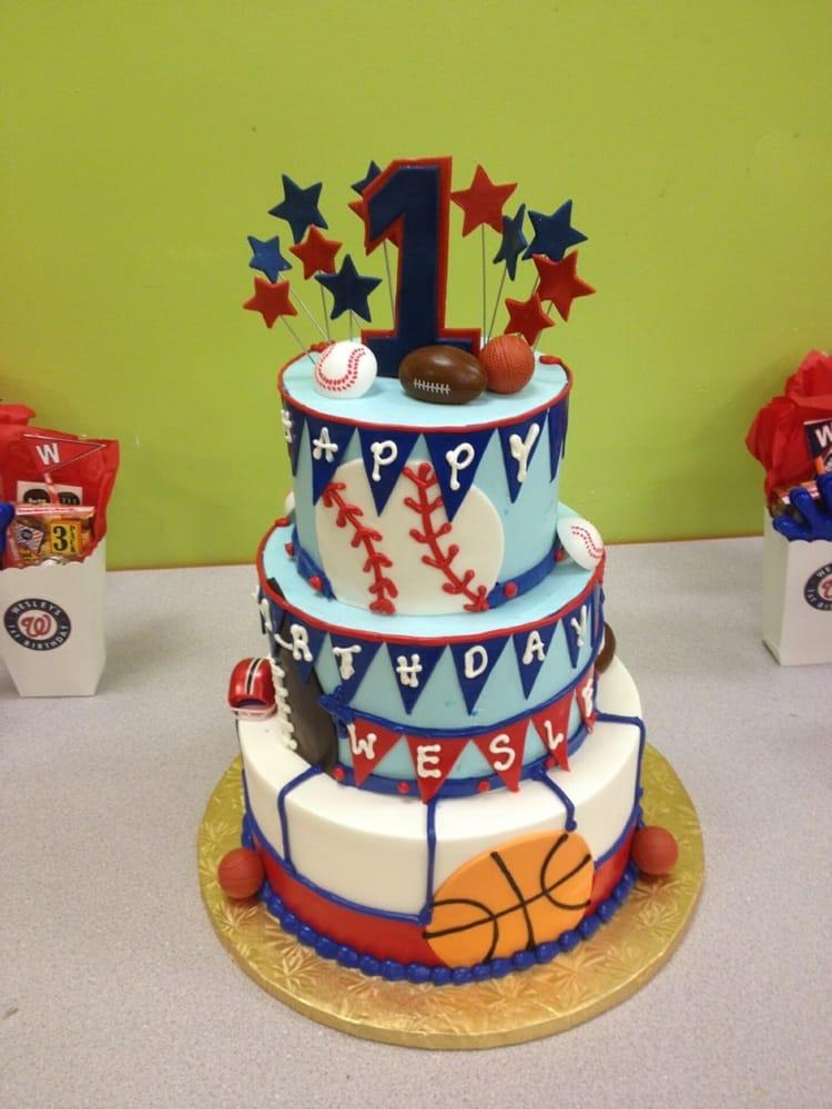 Lucky Birthday Cakes