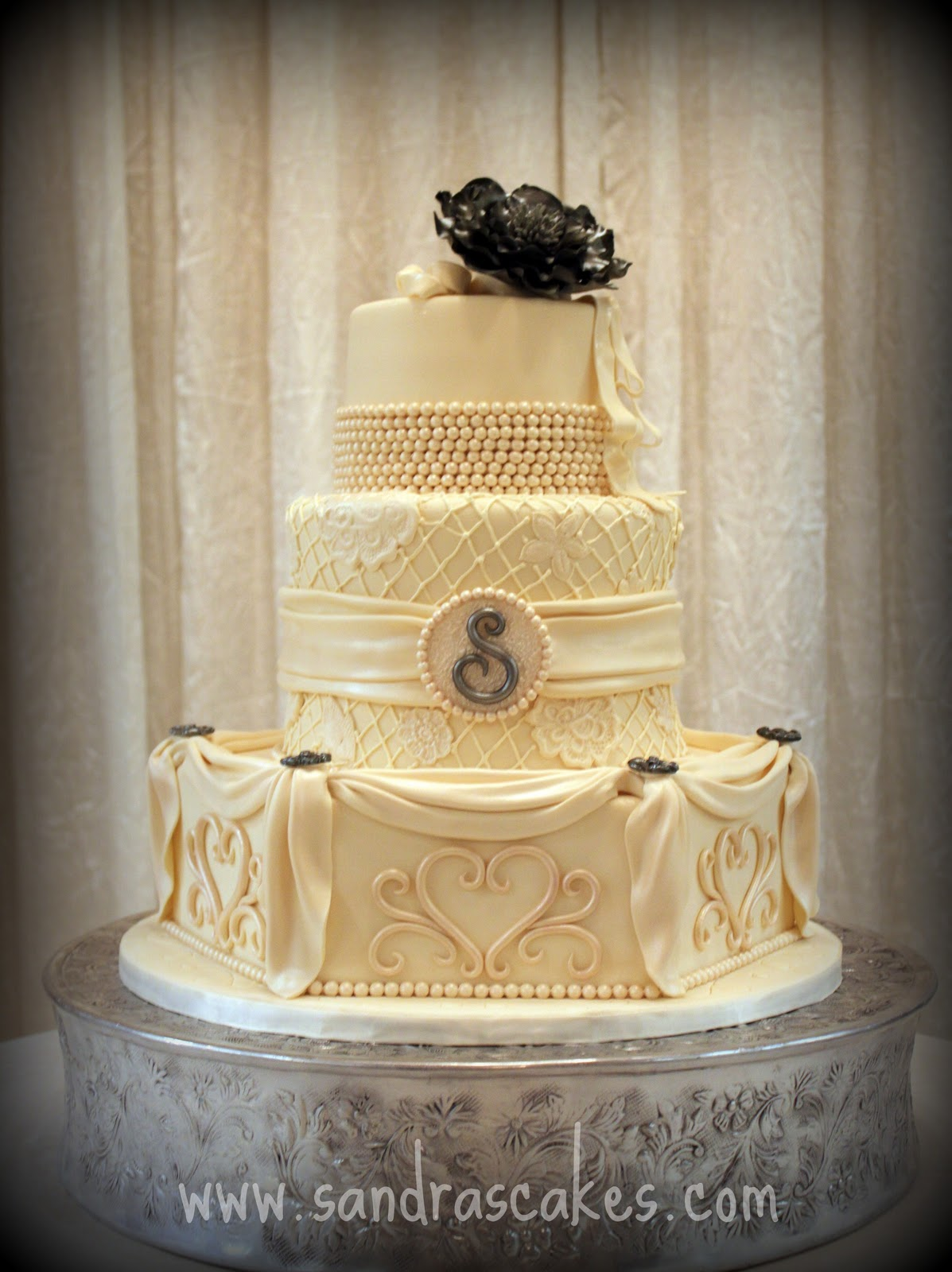 Old Wedding Cakes