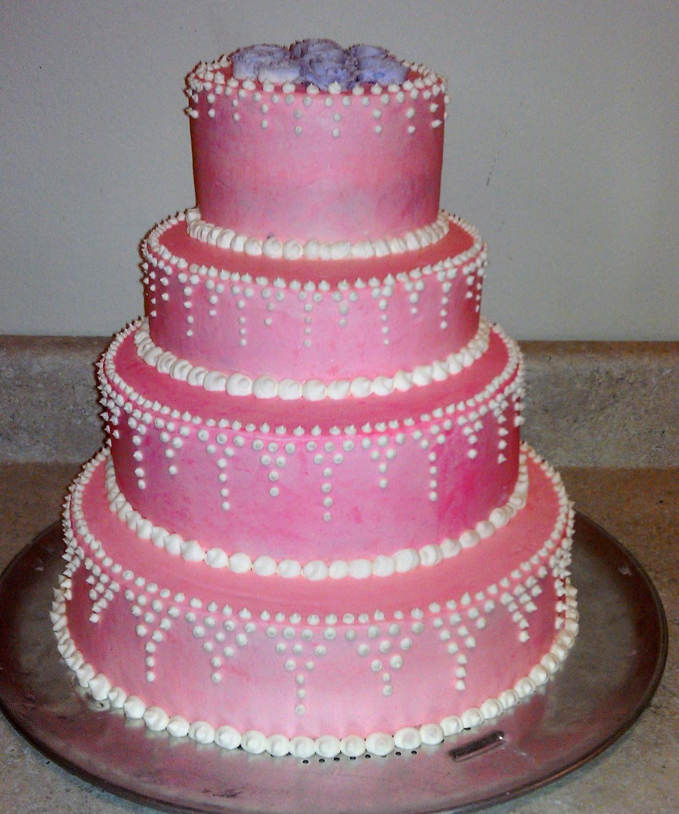Layered Birthday Cakes