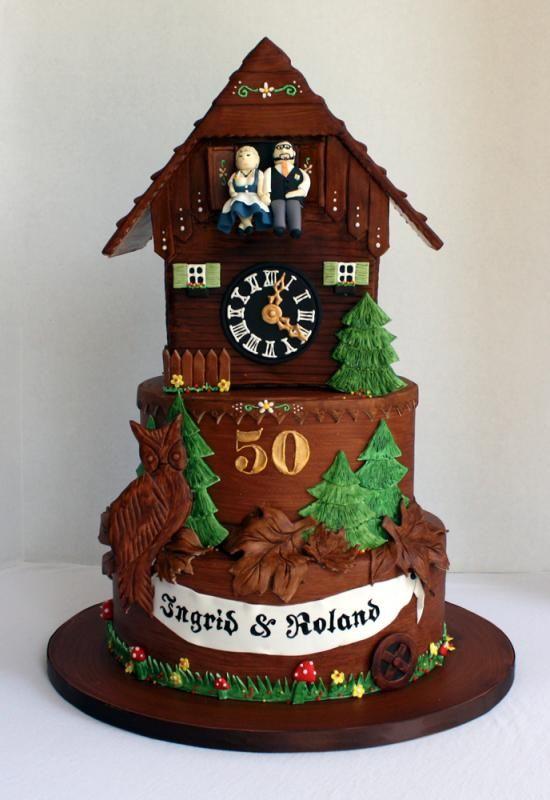 German Wedding Cakes