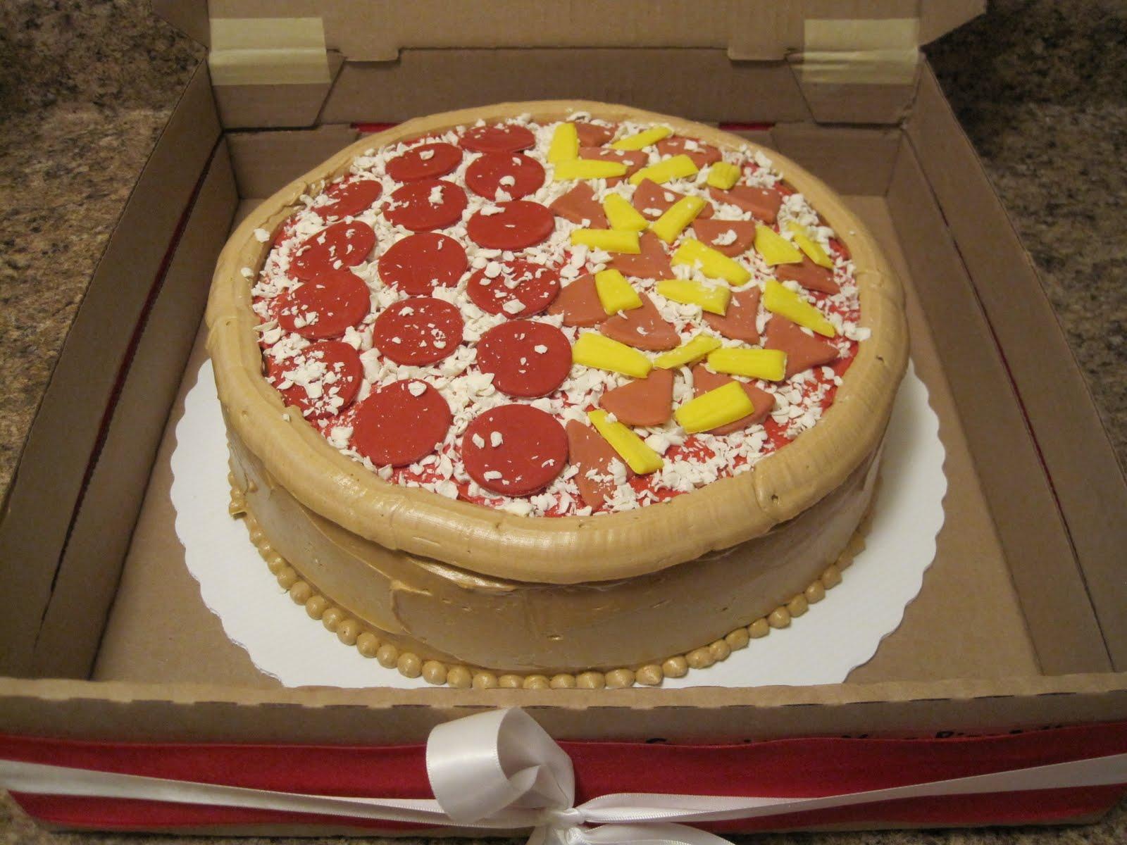 Gross Birthday Cakes