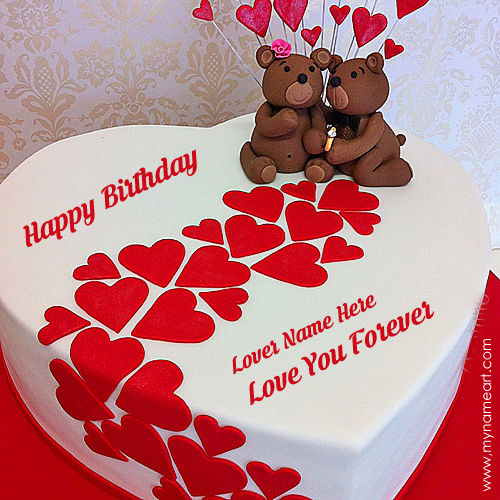 Lovers Birthday Cakes