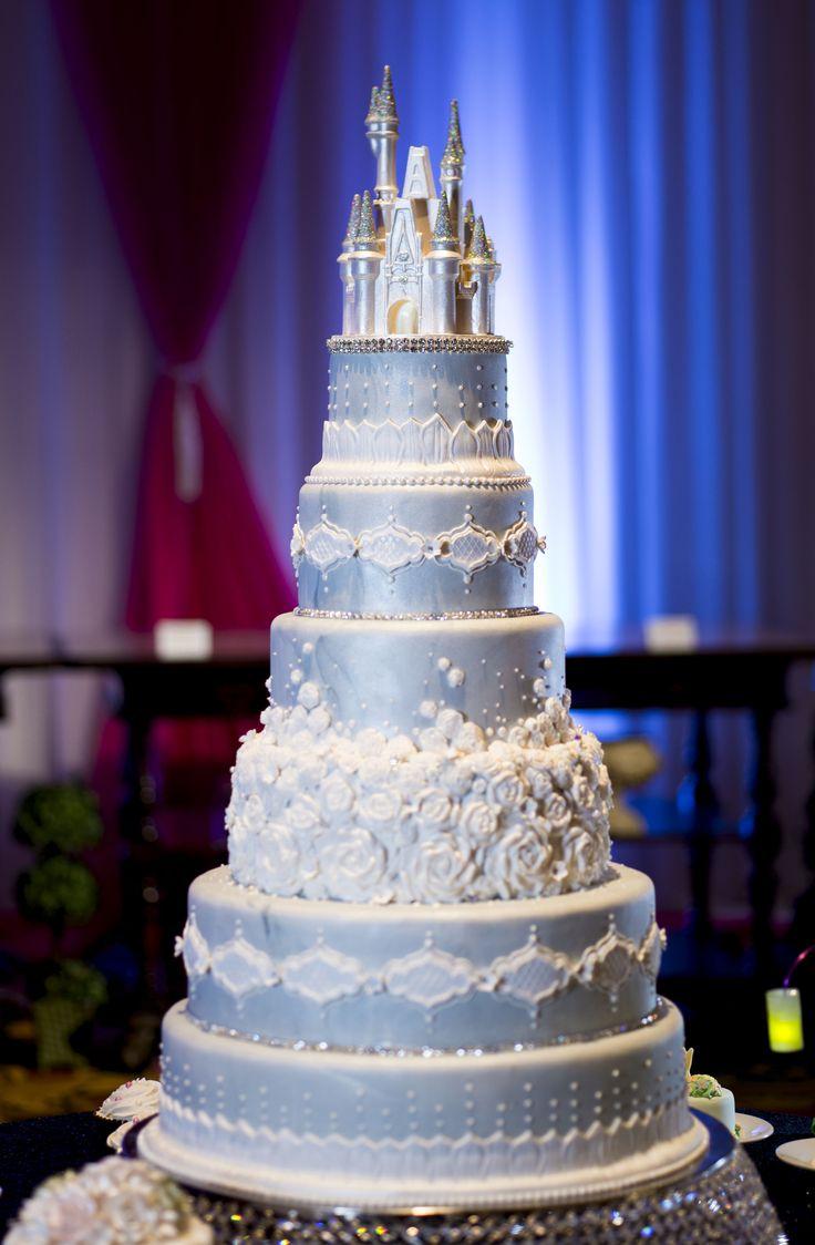 Cinderella Wedding Cakes