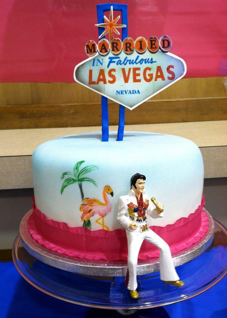 Elvis Birthday Cakes