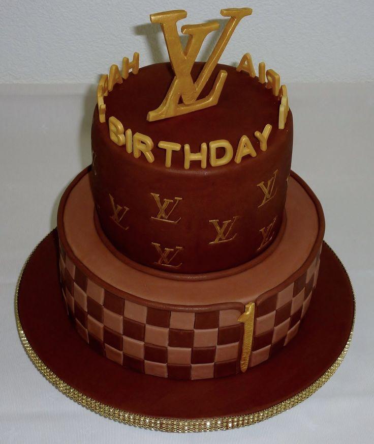 Louis Birthday Cakes