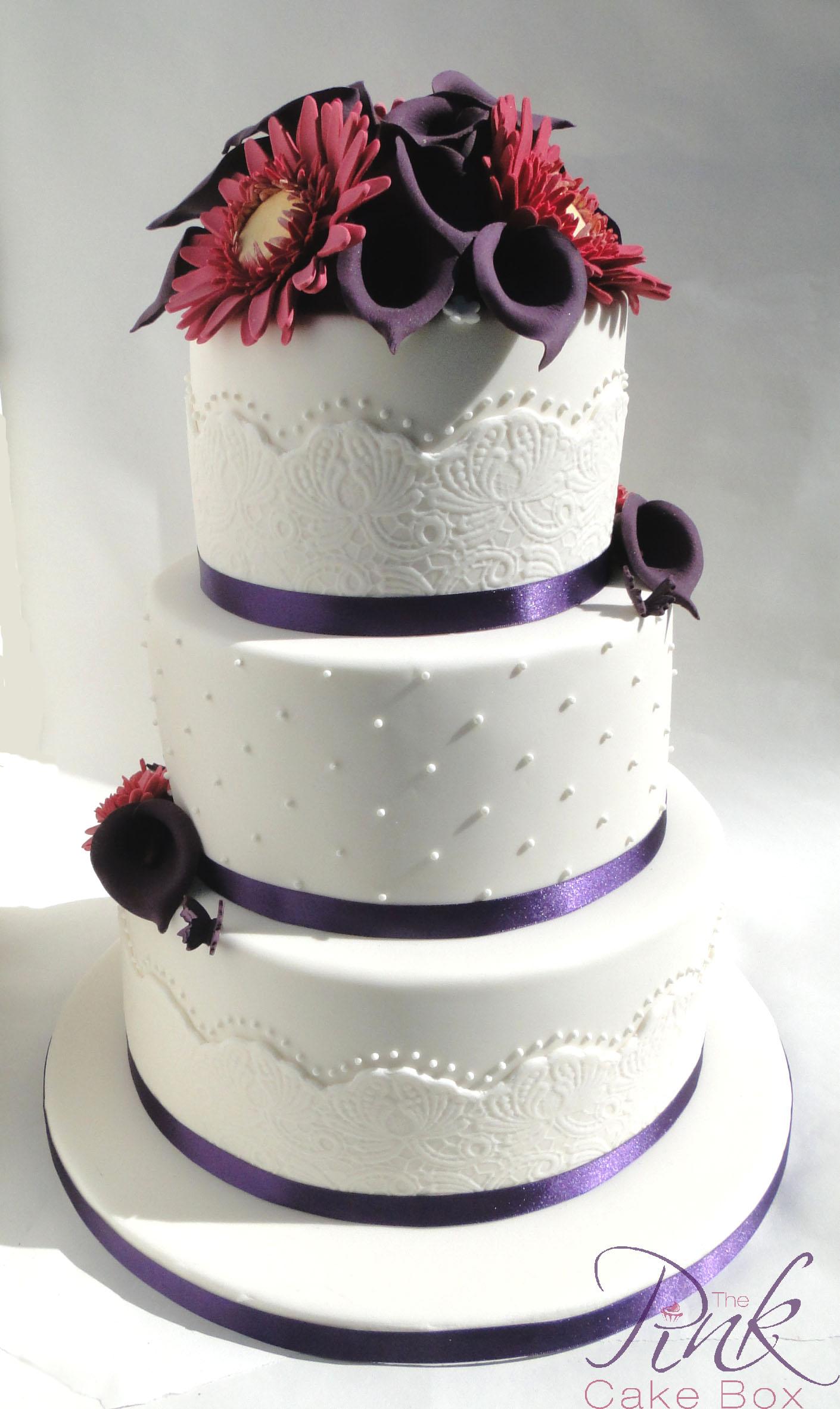 Old Fashioned Wedding Cakes Markham Gallery - The Wedding Ideas ...