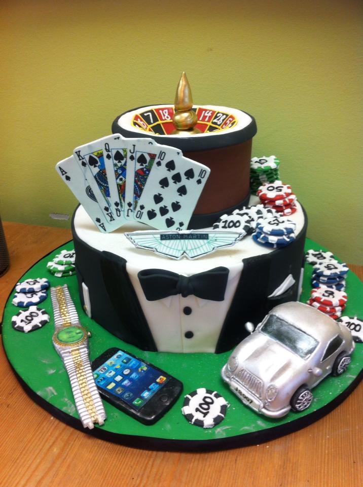 Man Birthday Cakes