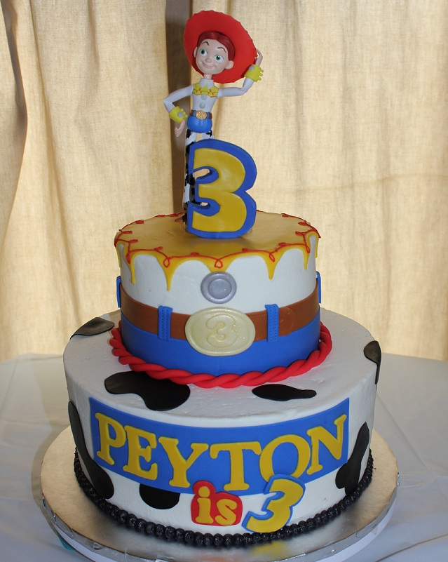 Jessie Birthday Cakes