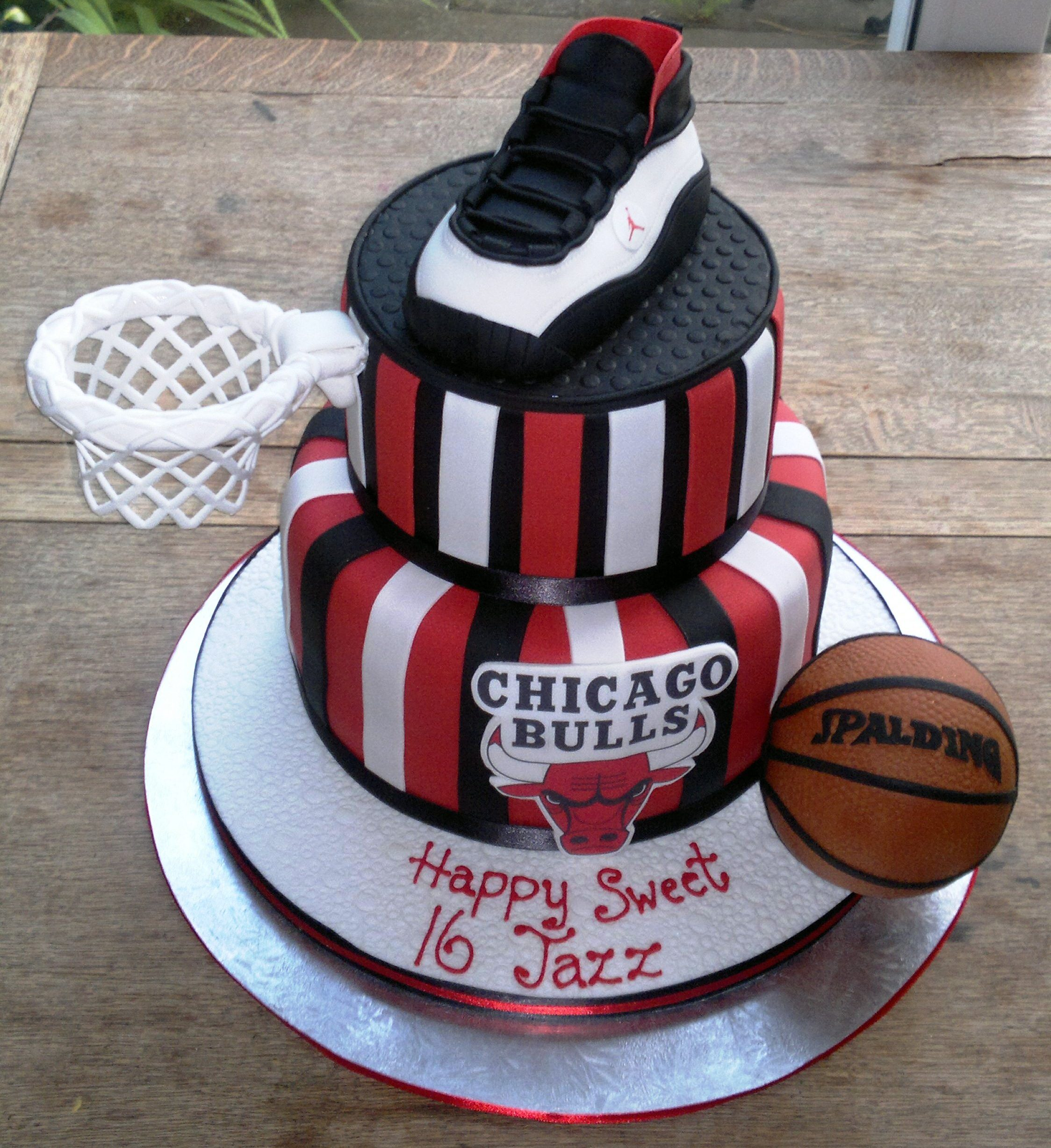 Chicago Birthday Cakes