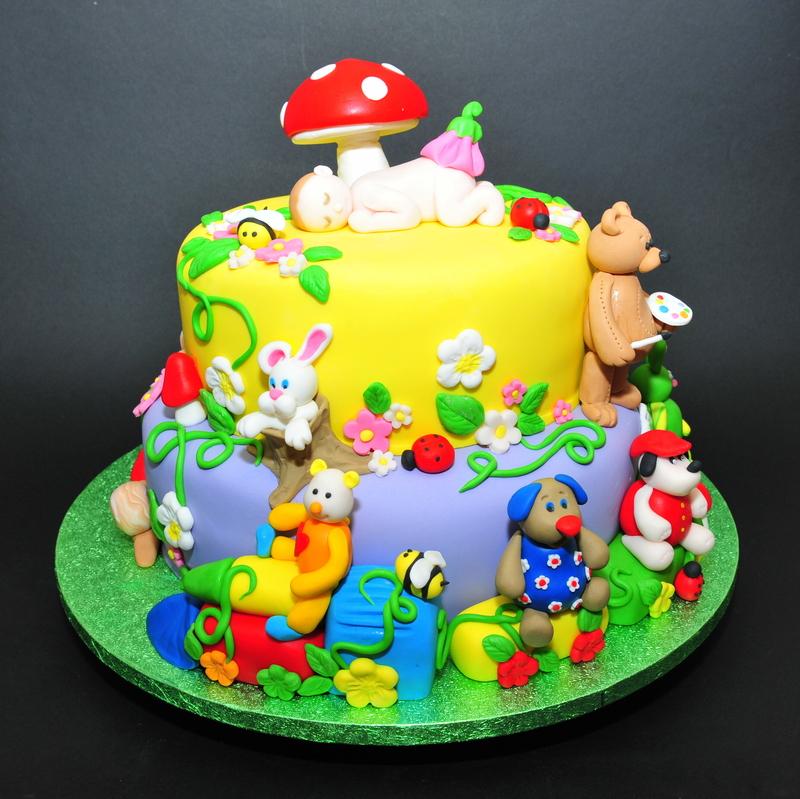 Child Birthday Cakes