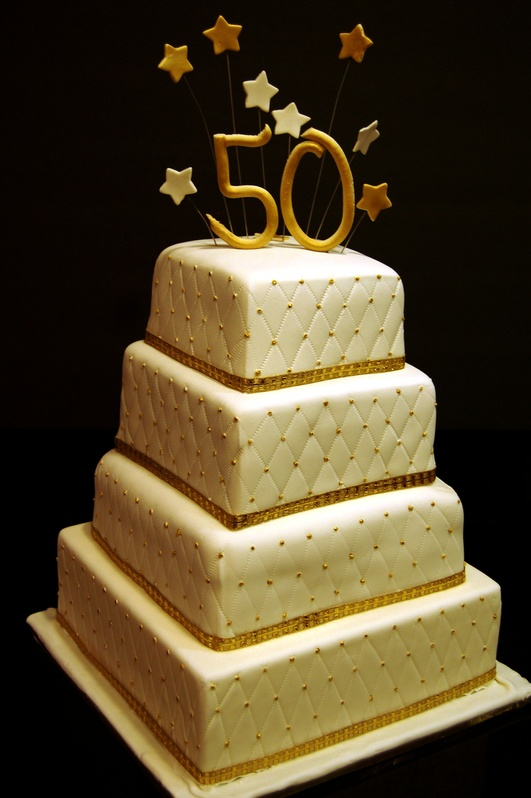 Fifty Birthday Cakes
