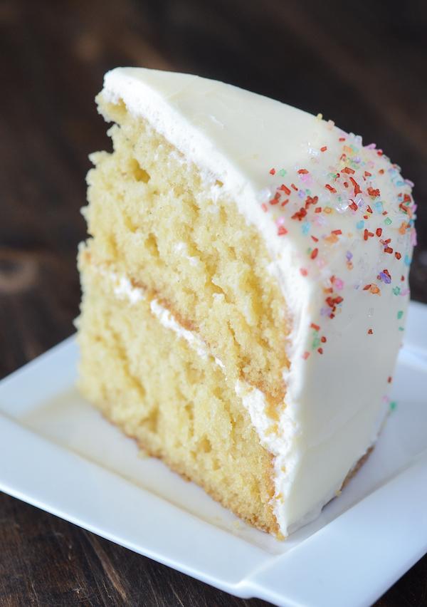 Moist Birthday Cakes