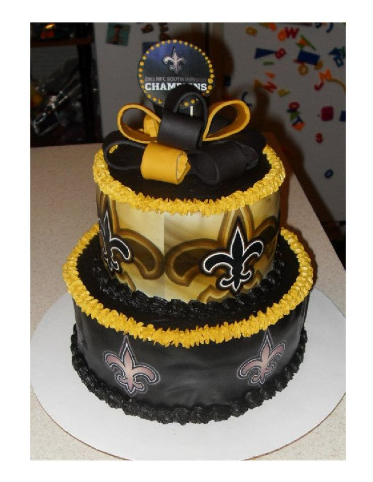 Saints Wedding Cakes