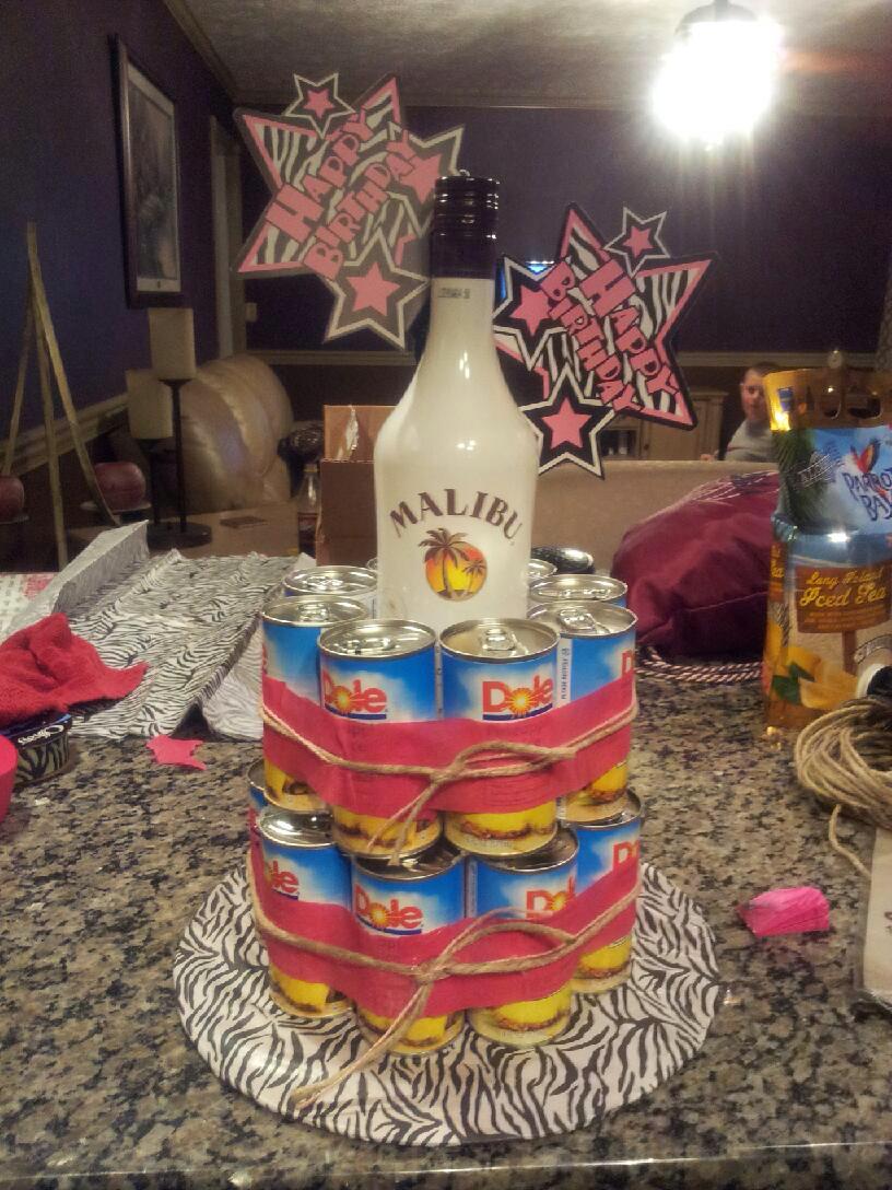 Malibu Birthday Cakes