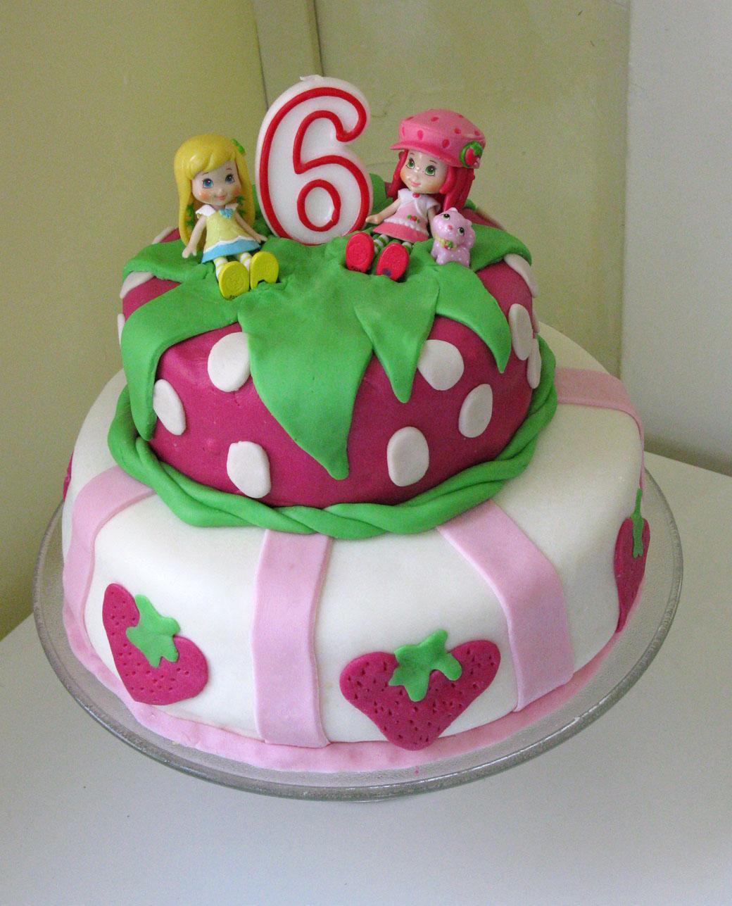 6th Birthday Cakes
