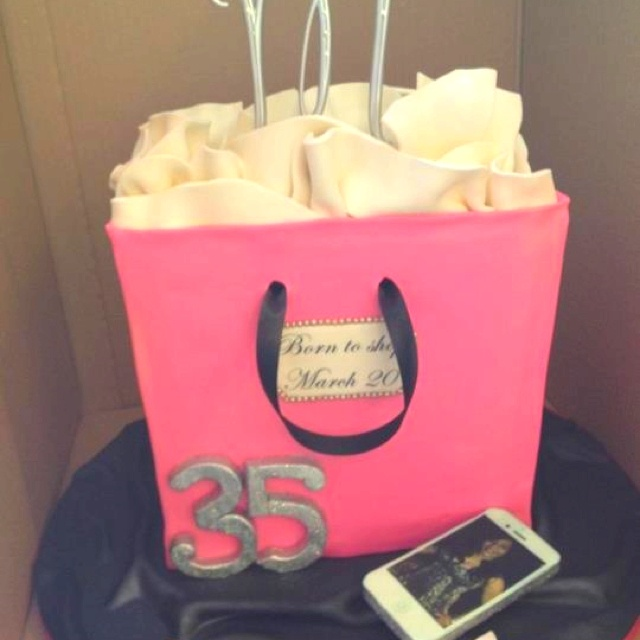 35Th Birthday Cakes