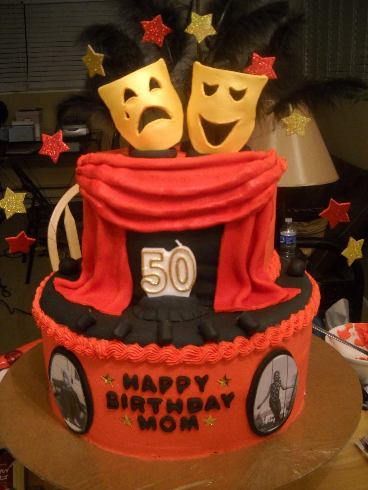 Comedy Birthday Cakes