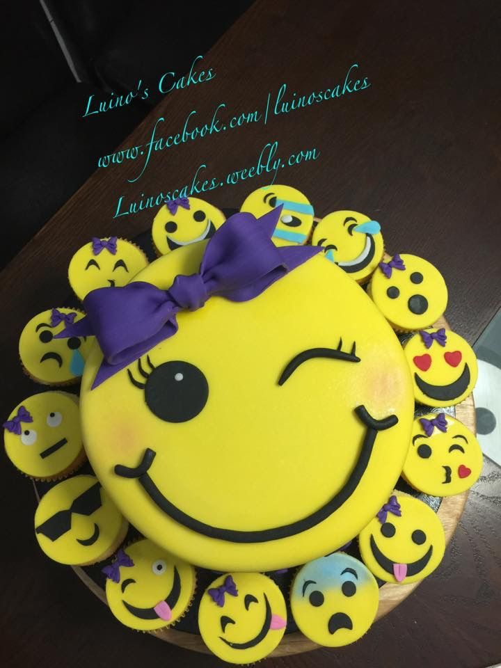 Best 20 Emoji Cake Ideas On Pinterest Birthday