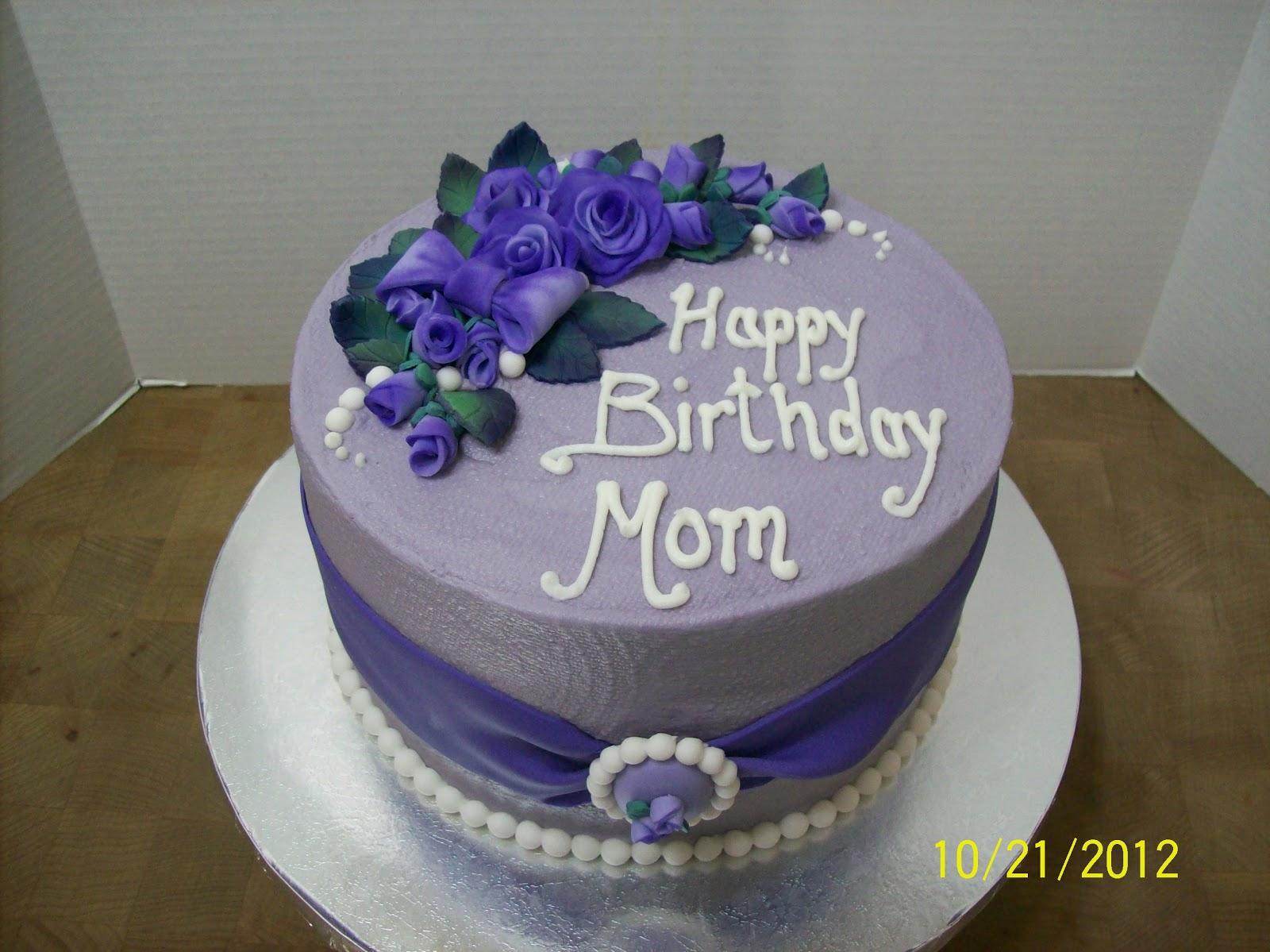 Moms Birthday Cakes