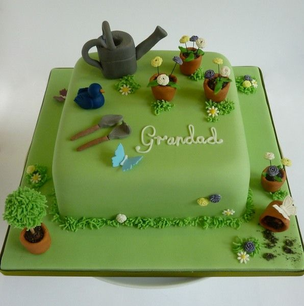 Grandfather Birthday Cakes