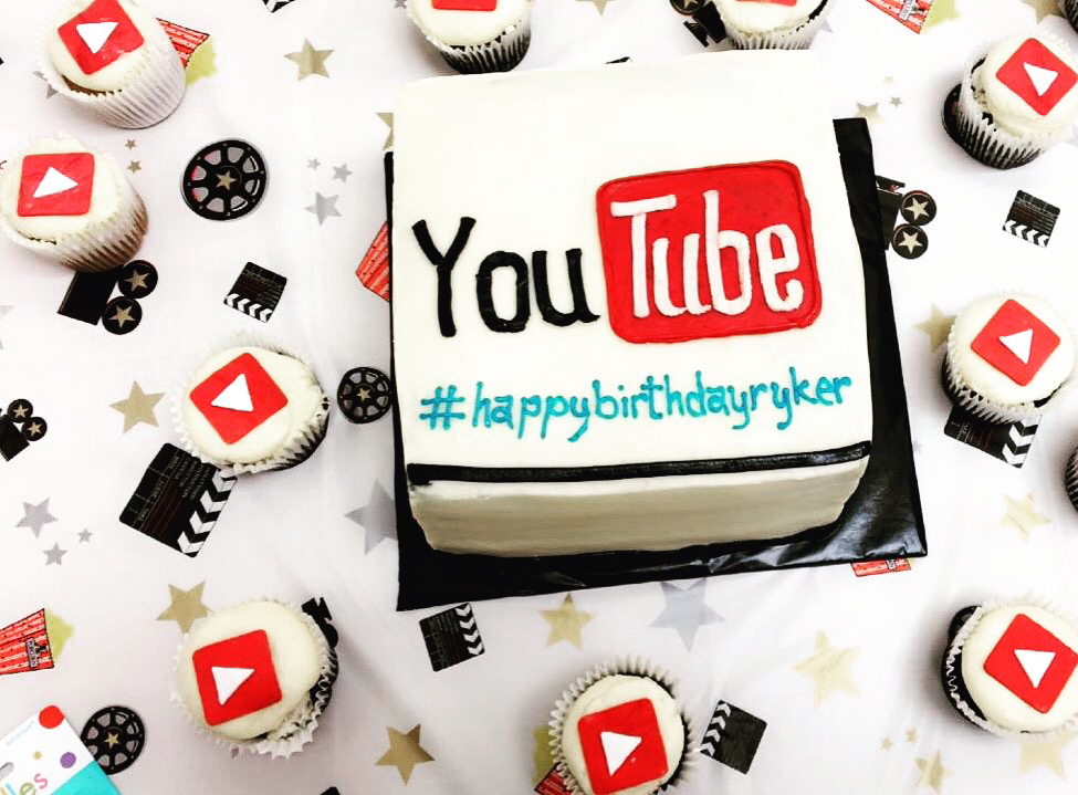Youtube Birthday Cakes