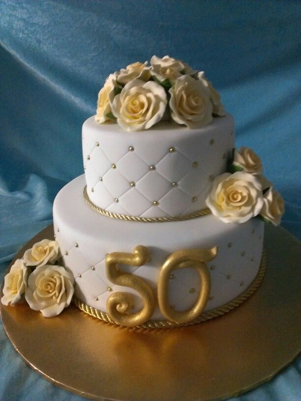 Fiftieth Birthday Cakes