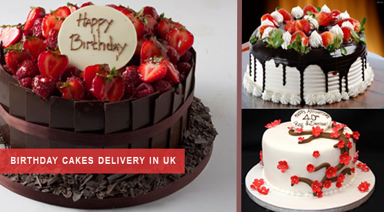 Delivery Birthday Cakes