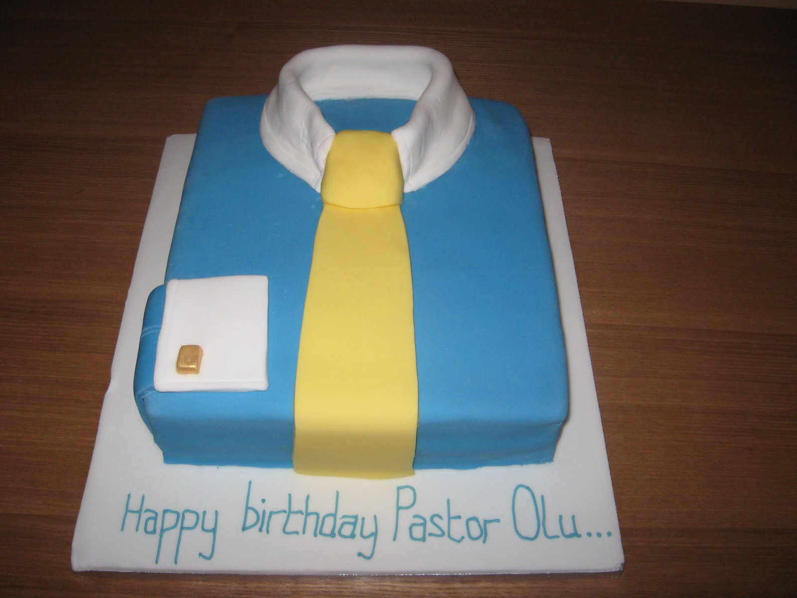 Ralph Lauren Polo Shirt Birthday Cake Lauren Goss