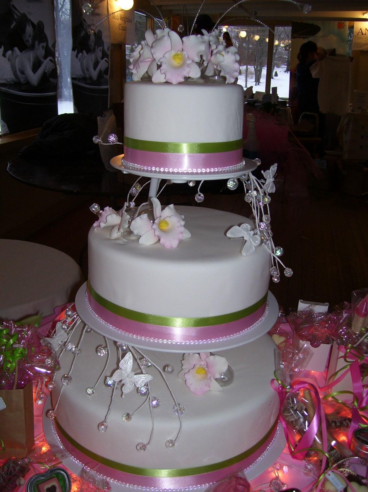 Average Wedding Cakes