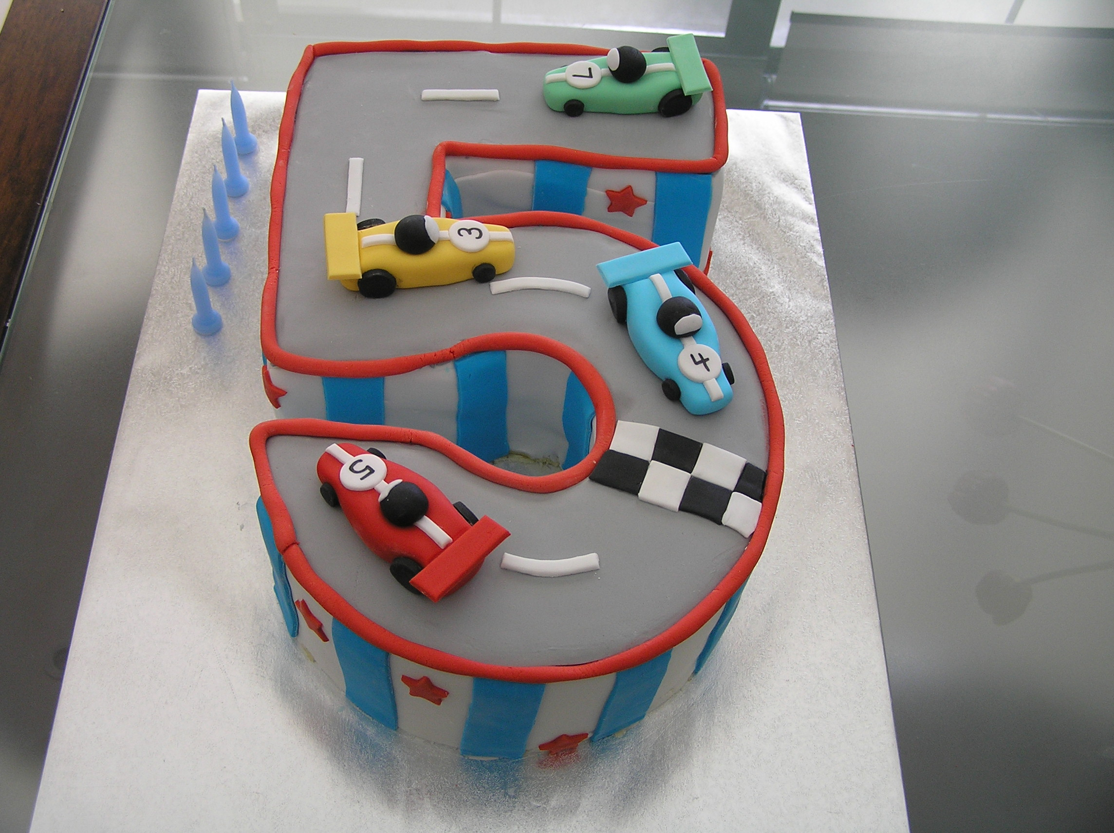 5Th Birthday Cakes
