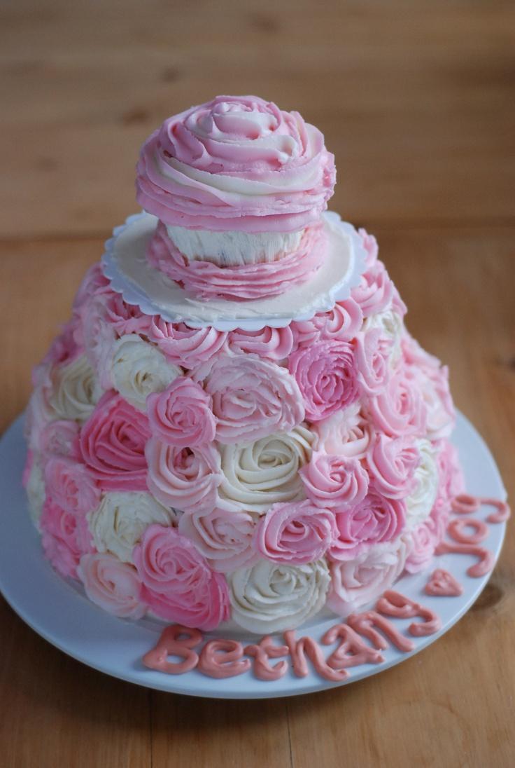 Cake Design For Birthday Girl