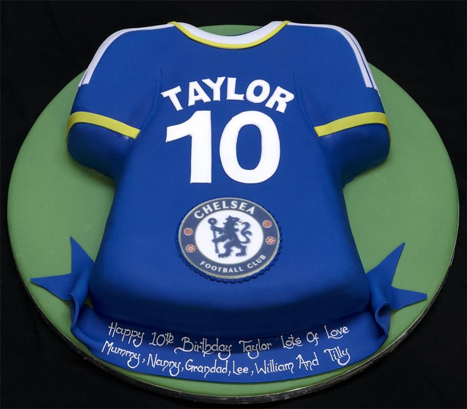 4379a2aa6 Chelsea Birthday Cakes